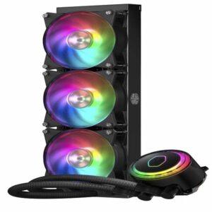 COOLER MASTER MASTERLIQUID ML360R RGB LIQUID COOLER