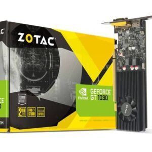 ZOTAC GTX 1030 2GB DDR5 GRAPHICS CARD