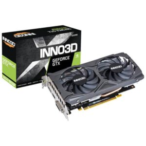 INNO3D GEFORCE GTX 1650 SUPER TWIN X2 OC 4GB DDR6 GRAPHICS CARD