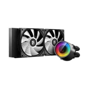 DEEPCOOL CASTLE 240 RGB V2 240 MM CPU LIQUID COOLER