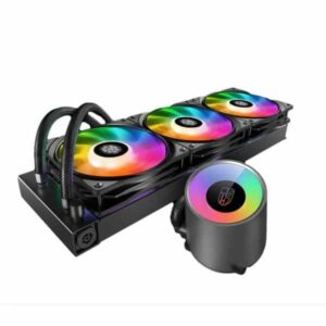 DEEPCOOL CASTLE 360 RGB V2 360 MM CPU LIQUID COOLER