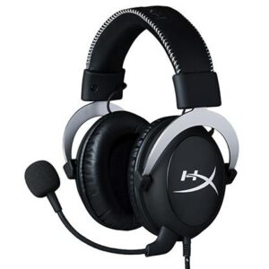 HYPERX CLOUD PRO SILVER GAMING HEADSET