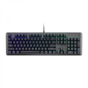 COOLER MASTER CK550 MECHANICAL TACTILE BLUE KEYBOARD