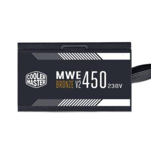 COOLER MASTER MWE 450 V2 80 PLUS BRONZE PSU