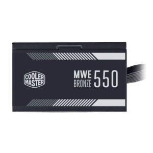 COOLER MASTER MWE 550 V2 80 PLUS BRONZE PSU