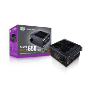 COOLER MASTER MWE 650 V2 80 PLUS BRONZE PSU