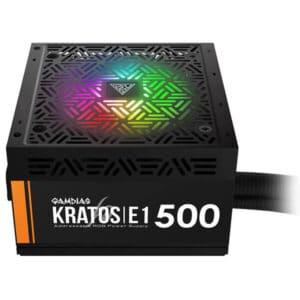GAMIDAS KRATOS E1 500 WATTS RGB PSU