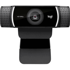 LOGITECH C922 PRO WEBCAM HD 720P AT 60FPS
