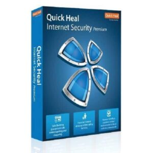 QUICKHEAL INTERNET SECURITY 10PC 1YEAR SOFTWARE
