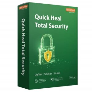 QUICKHEAL TOTAL SECURITY 10PC 1YEAR SOFTWARE