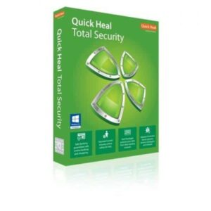 QUICKHEAL TOTAL SECURITY 10PC 3YEAR SOFTWARE