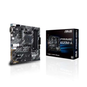 ASUS PRIME A520M-A MOTHERBOARD