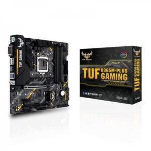 ASUS TUF B365M-PLUS GAMING MOTHERBOARD
