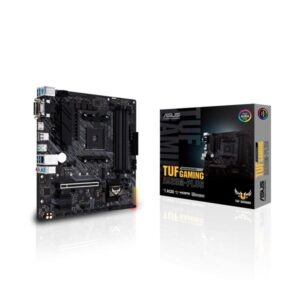 ASUS TUF GAMING A520M-PLUS MOTHERBOARD
