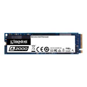 KINGSTON A2000 250GB M.2 NVME SSD