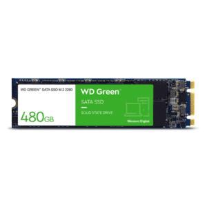 WD GREEN 480GB M.2 SSD