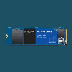 WD BLUE SN550 500GB M.2 NVME SSD