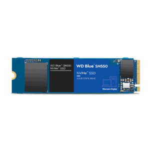 WD BLUE SN550 250GB M.2 NVME SSD