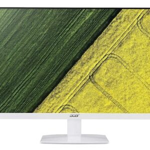 ACER HA240Y WHITE 24 INCH 60 HZ 4 MS IPS MONITOR