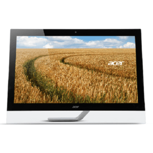 ACER T272HUL 27 INCH 60 HZ 5MS BLACK FULL HD TOUCH SCREEN MONITOR
