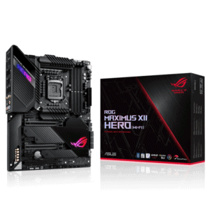 ASUS MAXIMUS XII-HERO-WIFI MOTHERBOARD