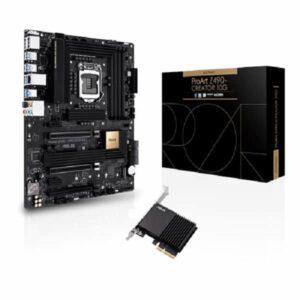 ASUS Proart Z490 creator 10G MOTHERBOARD