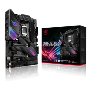 ASUS STRIX-Z490-E GAMING MOTHERBOARD