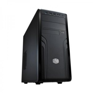 COOLER MASTER FORCE 500 (ATX) MID TOWER CABINET (BLACK)