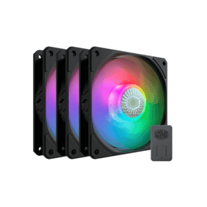 COOLER MASTER SICKLEFLOW 120 ARGB 3 IN 1 CASE FAN