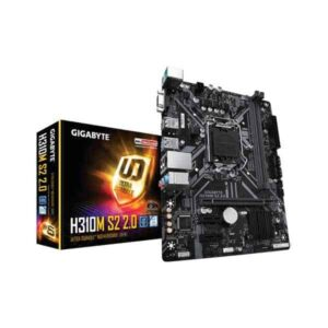 GIGABYTE H310M S2 2.0 LGA 1151 8TH AND 9TH GEN MOTHERBOARD