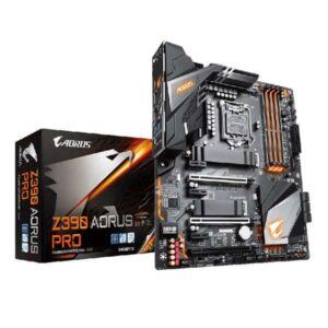 GIGABYTE Z390 AORUS PRO LGA 1151 8TH AND 9TH GEN MOTHERBOARD