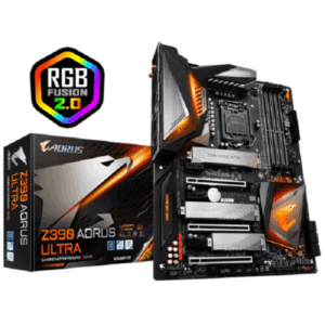 GIGABYTE Z390 AORUS ULTRA LGA 1151 9TH AND 8TH GEN MOTHERBOARD