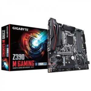 GIGABYTE Z390 M GAMING LGA 1151 9TH AND 8TH GEN MOTHERBOARD