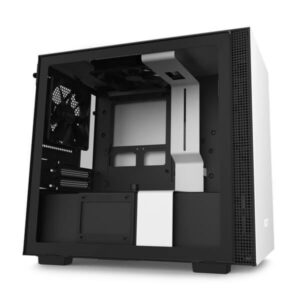 NZXT H210 (MATTE WHITE) MID TOWER CABINET