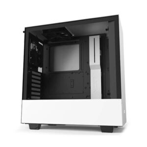 NZXT H510 (MATTE WHITE) MID TOWER CABINET