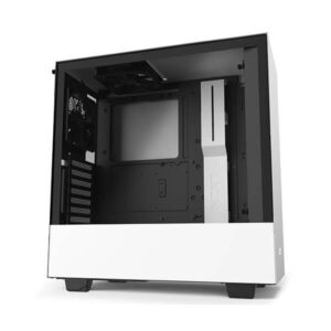 NZXT H510I (MATTE WHITE) MID TOWER CABINET