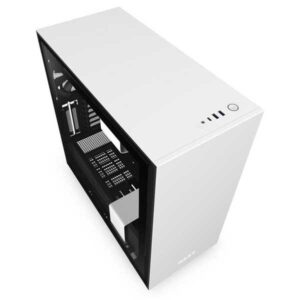 NZXT H710 (MATTE WHITE) MID TOWER CABINET