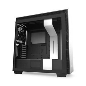 NZXT H710I (MATTE WHITE) MID TOWER CABINET