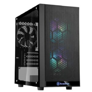 SILVERSTONE PS15 PRO BLACK ATX TOWER CABINET