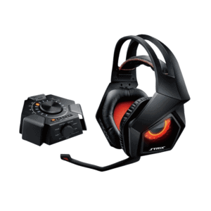 ASUS STRIX-7.1 gaming headset with neodymium-magnet drivers HEADSET
