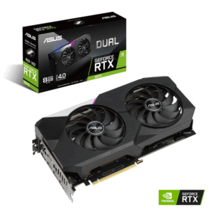 ASUS GEFORCE DUAL RTX 3070 8GB GDDR6 NVIDIA GRAPHICS CARD