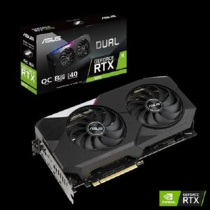 ASUS GEFORCE RTX 3070 OC GDDR6 NVIDIA GRAPHICS CARD