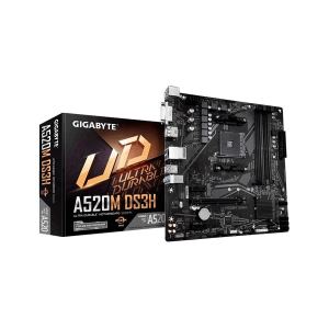 GIGABYTE A520M DS3H MOTHERBOARD