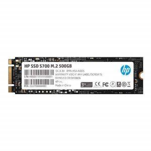 HP S700 M.2 2280 500GB SATA III 3D NAND INTERNAL SSD
