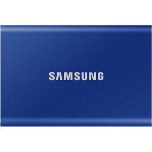 SAMSUNG T7 1TB INDIGO BLUE EXTERNAL SSD