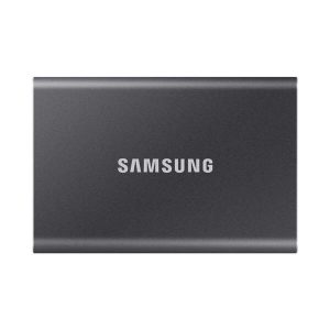 SAMSUNG T7 1TB USB 3.2 EXTERNAL SSD (GREY)