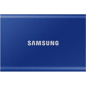 SAMSUNG T7 2TB USB 3.2 EXTERNAL SSD (INDIGO BLUE)