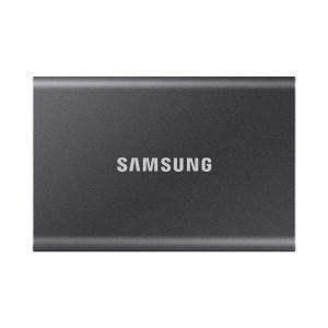 SAMSUNG T7 3.2USB 500GB EXTERNAL SSD GRAY