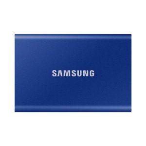 SAMSUNG T7 BLUE 3.2 USB 500 GB EXTERNAL SSD