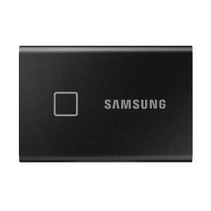 SAMSUNG T7 TORCH 1TB PORTABLE EXTERNAL SSD BLACK